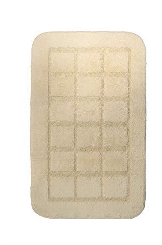 Ridder Delhi Badmat, tapijt, mat, polyester, naturel, ca. 50 x 80 cm.