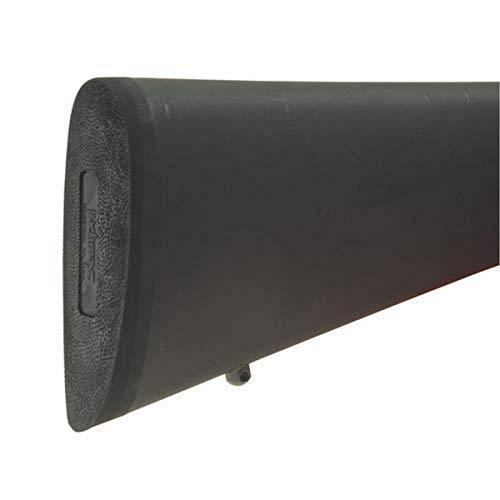 Pachmayr Field Recoil Pads D200B, Black w/Black Base - Medium, 0.5 00426