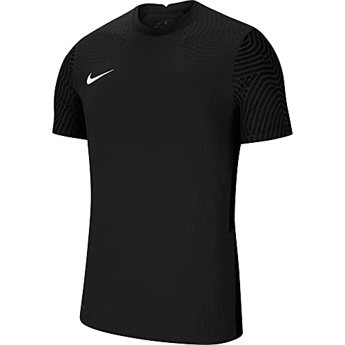 NIKE M NK VPRKNIT III JSY SS T-Shirt, Mens, Black/Black/Black/White
