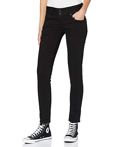 LTB Jeans Damen Molly Jeans, Schwarz (Black To Black Wash 4796), 32W / 34L