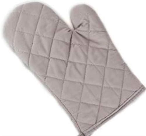 rtgfb Ofenhandschuhe Küchenhelfer 1 StückMikrowelle Handschuhe Isolierung Topflappen rutschfeste Grillhandschuhe Backformen Kuchen Werkzeug, Grau