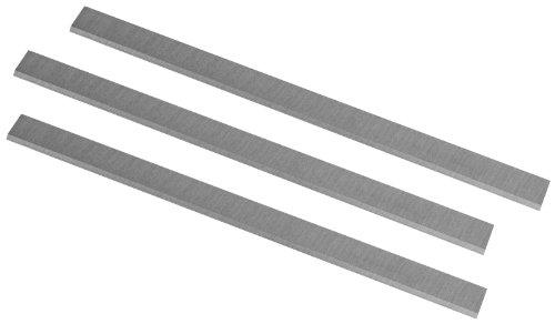 POWERTEC 128054 15-Inch HSS Planer Knives for JET 708529G JWP-15CS JWP-15HO, Set of 3