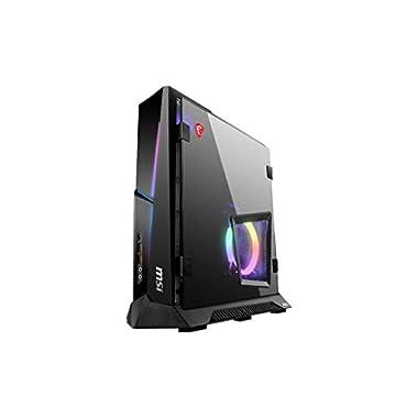CUK MEG Trident X by MSI Gaming Desktop PC (Intel Core i9 K-Series, 64GB DDR4 RAM, 1TB NVMe SSD + 2TB HDD, NVIDIA…