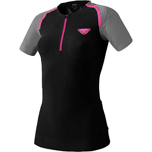 DYNAFIT Damen Ultra 2 S-Tech T-Shirt, Quiet Shade, M-L