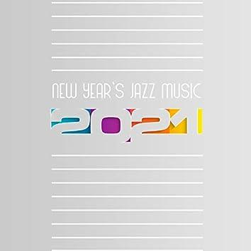 New Year's Jazz Music 2021