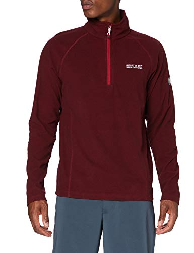 Regatta Montes Polaire Homme, Delhi Red, FR (Taille Fabricant : XL)