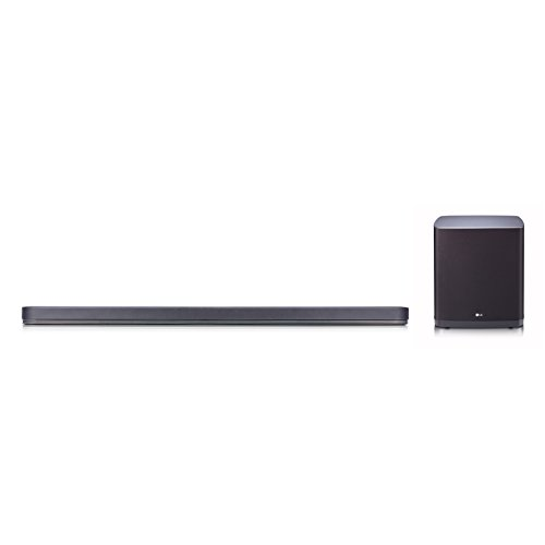 LG Electronics SJ9 5.1.2 Channel High Resolution Audio Sound Bar with Dolby Atmos (2017 Model)