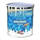 ALP - PINTURA CLOROCAUCHO PISCINAS 750 ML - Blanco Cristal 761