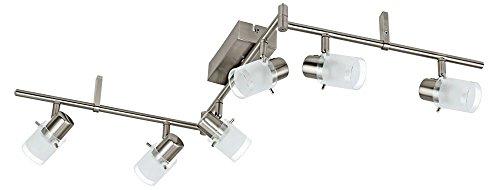 19,8 LED plafonnier de Watts déménagement chambre spot EGLO 78089