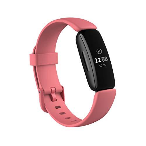 Fitbit Inspire2 フィットネストラッカー Desert Rose デザートローズ L/Sサイズ [日本正規品]