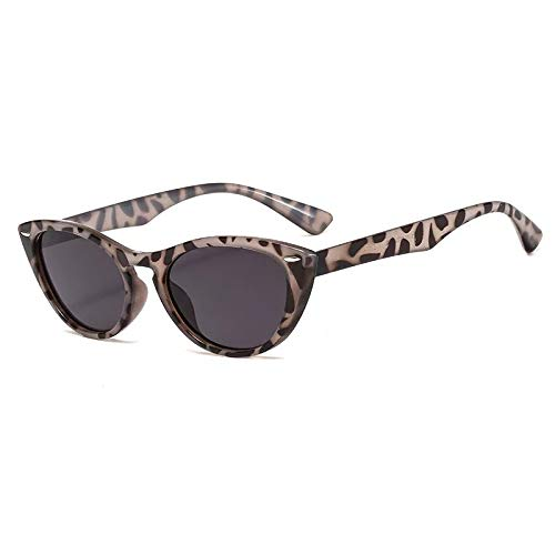 Read About Ikevan Sunglasses Women Fashion Sunglasses Cat Eye Sun Glasses Retro Eyewear Glasses (C)