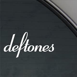 Best deftones window decal Reviews