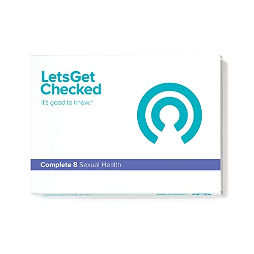 LetsGetChecked - At-Home Complete 8 STD Test | For Men and...