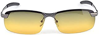Day and night polarized driving glasses sunglasses riding glasses CM-3043-5