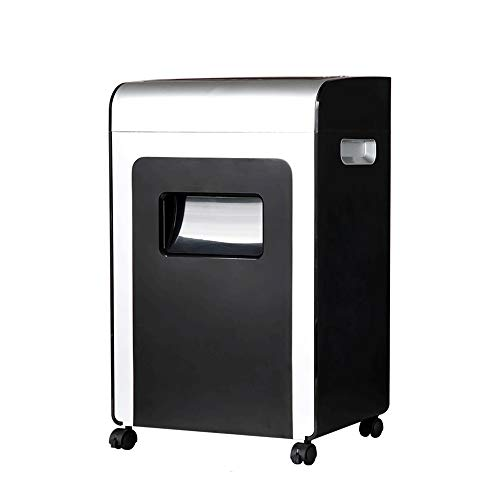 For Sale! ZCD Grade 6-Sheet Crosscut CD/Paper and Credit Card Shredder/10 min Continuous Run Time,Ho...