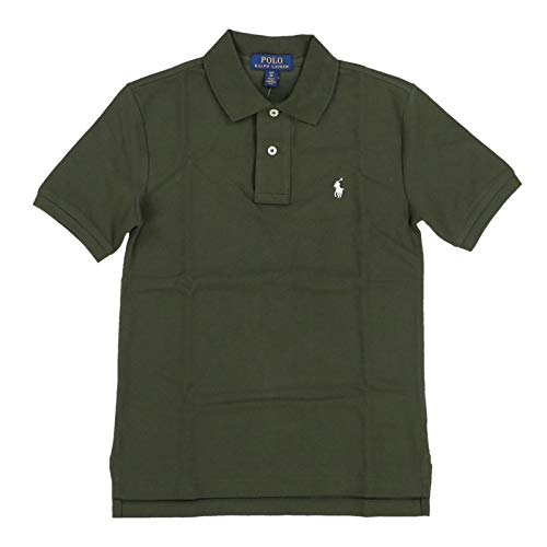 Polo Ralph Lauren Kinder Poloshirt Gr. L, Armadillo Grün