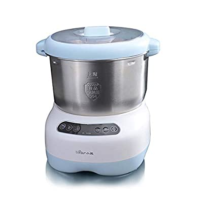Bear HMJ-A70C1 Dough Maker, Microcomputer Timing , Face-up Touch Panel?7 Liters, Stainless 304 steel