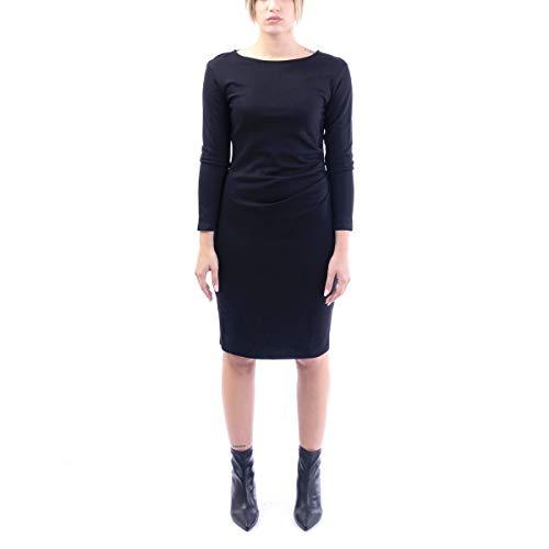Luxury Fashion | Weekend By Max Mara Dames 56260493000003 Zwart Viscose Jurken | Herfst-winter 19