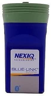 Nexiq Blue Link Mini Blueooth Apple iOS Andoid Heavy Truck Code Reader Reports