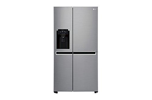 LG GSL761PZXV American Fridge Freezer - Stainless Steel