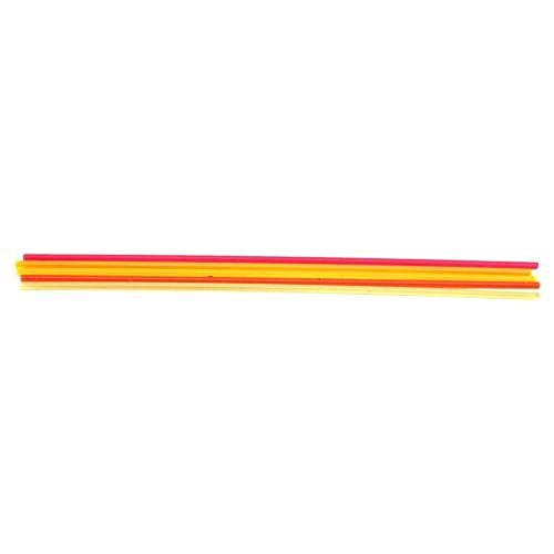 TRUGLO Replacement Fibers for Firearm and Archery Fiber Optic Sights.040' Diameter, 5.5' Length