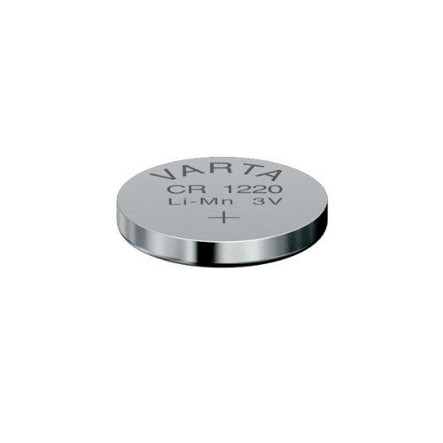 VARTA Batterie Lithium CR1220 6220 1er-bulk
