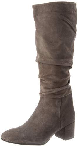 HÖGL Damen Daily Hohe Stiefel, Grau (Darkgrey 6600), 38 EU