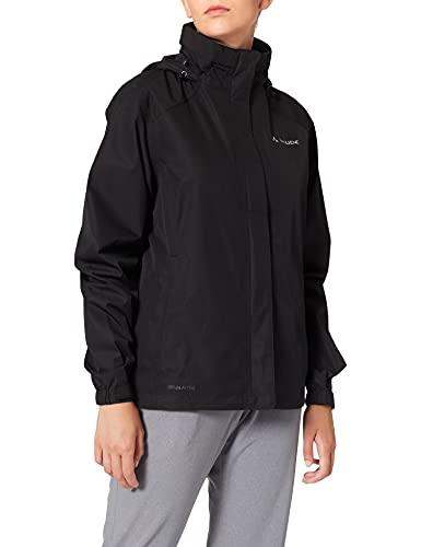 VAUDE Damen Jacke Women's Escape Bike Light Jacket, black, 40, 049920100400