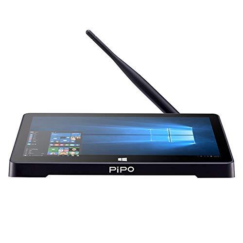 PiPo X8 Pro 4GB+64GB 10.8' Windows 10 Android TV Box Mini PC Intel Quad Core TF