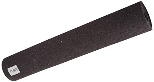 SUGA Recycled Wetsuit Yoga Mat - Non-Slip + Recycled + Made in USA + Antimicrobial (Regular)