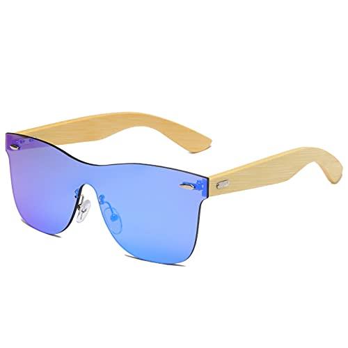 LUOXUEFEI Gafas De Sol Gafas De Sol Hombre Mujer Sin Montura Cuadrado Gafas De Sol Sombras Gafas