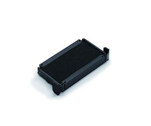 Trodat Ersatzkissen 6/4910 für Printy 4910, 4810 und 4836 – Stempelfarbe schwarz, 2er-Pack