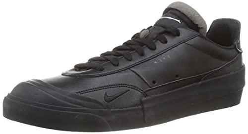 Nike Drop-Type Prm, Scarpe da Tennis Uomo, Black/White, 42 EU