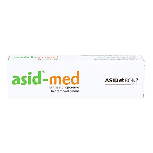 Enthaarungs Creme asid-me 75 ml