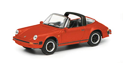 Schuco 452656400 Porsche 911 3.2, Carrera, Targa...