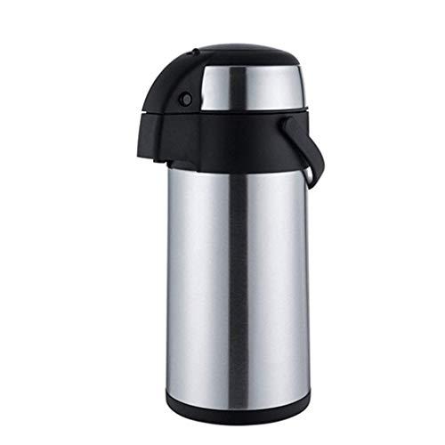 NLRHH Termo Taza de Aislamiento Olla Grande Capacidad de Viaje portátil Coche Botella de Hogares de Acero Inoxidable Taza de Agua Caliente al Aire Libre Termo Peng
