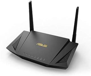 ASUS RT-AX56U WiFi 6 AX1800 Dual-Band Mesh WiFi System Router, AI Mesh, OFDMA + MU-MIMO Tech, 1024 QAM, Range Boost, Trend...