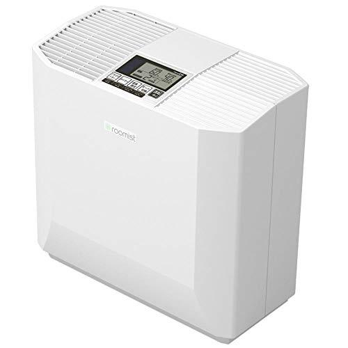 三菱重工 加湿器 roomist ハイブリッド式(木造和室12畳まで/プレハブ洋室19畳まで) クリアホワイト SHK70SR-W