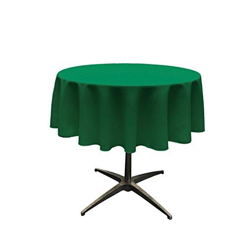 mantel verde tela fabricante LA Linen