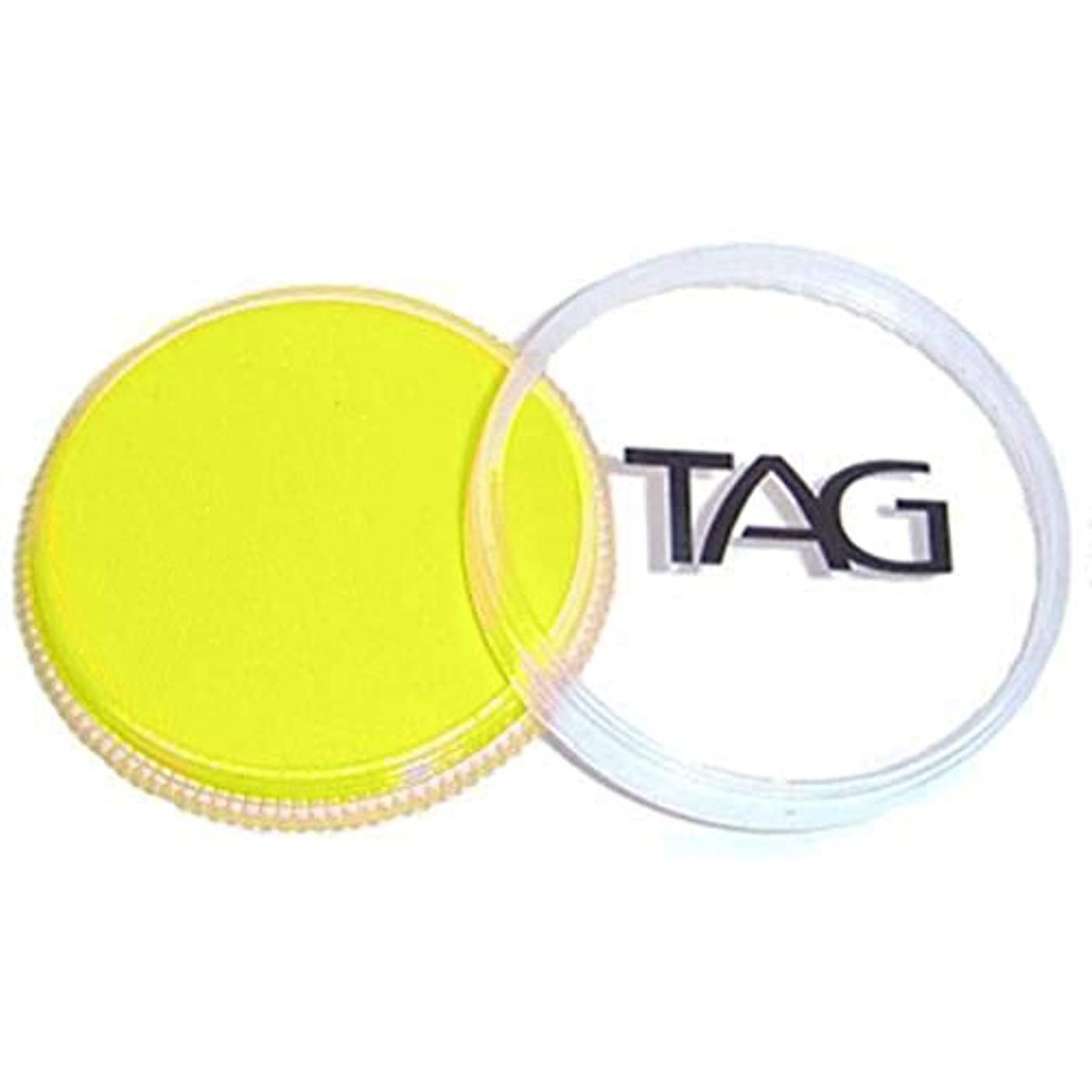 TAG Face Paints - Neon Yellow (32 gm)