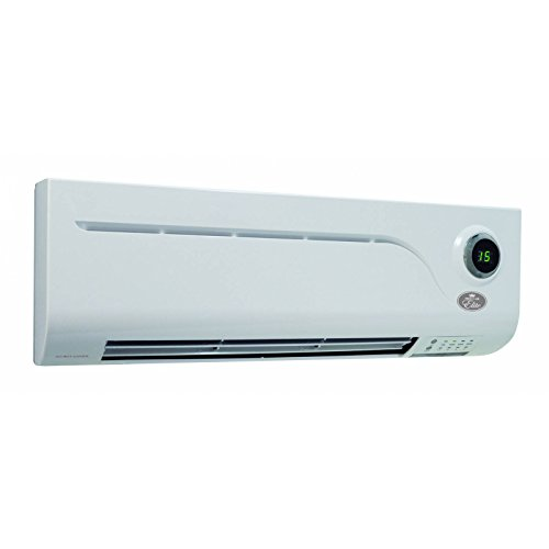 PTC Over Door Heater and Cold Air Fan – Remote Control with LED Display
