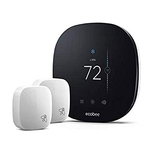 Thermostat Ecobee4 with 2 Sensors