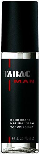 Tabac Man hommemen Deodorant VaporisateurSpray, Grün, 100 ml