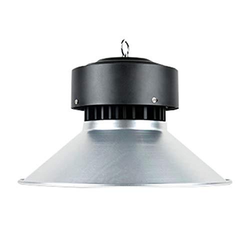 Led-schijnwerper, fabriek, werkplaats, interieur, warenhuis, overkapping, verlichting markeren, groene lamp 20W