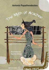 The Myth of Arachne - Tales from the Greek Myths