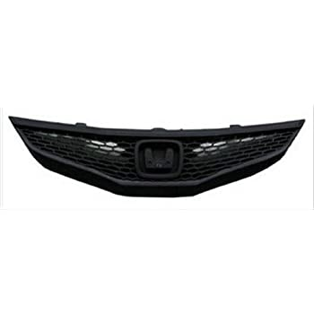 Unknown Partslink Number MA1200130 OE Replacement Mazda Protege Grille Assembly