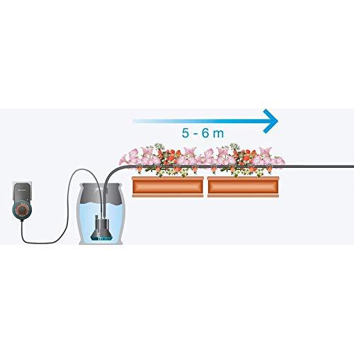 City-Gardening-Bewässerungssystem, Gardena, 5-6 m Balkonkästen
