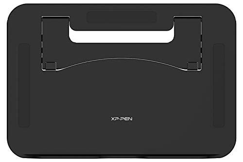 XP-PEN Supporti per Tavolette Grafiche 15.6 PRO, Tablet per Display da 13-16 Pollici Supporto Portatile Stander Nero con Angolo di Visione Regolabile per Artist 15.6 PRO e Artist 15.6
