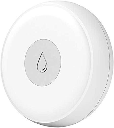 ZigBee - Sensor de fugas de agua, monitor de nivel de agua, detector de fugas de agua, sensor de inmersión de agua, detector de inundaciones, alarma de seguridad, sensor automático de alarma del hogar