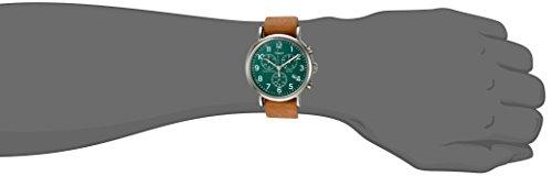 Timex Hommes Analogique Quartz Montre avec Bracelet en Cuir TWC066500